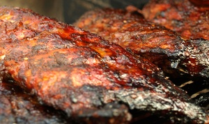Jones Barbeque - The Original BBQ Pit: 10- or 25-Person Barbecue Package from Jones Barbeque - The Original BBQ Pit (Up to 25% Off)