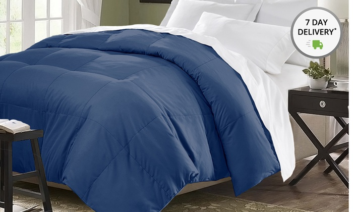 Hotel Peninsula Down-Blend Comforter: $39.99 for aHotel Peninsula Down-Blend Comforter, Any Size. Multiple Styles Available. Free Returns.