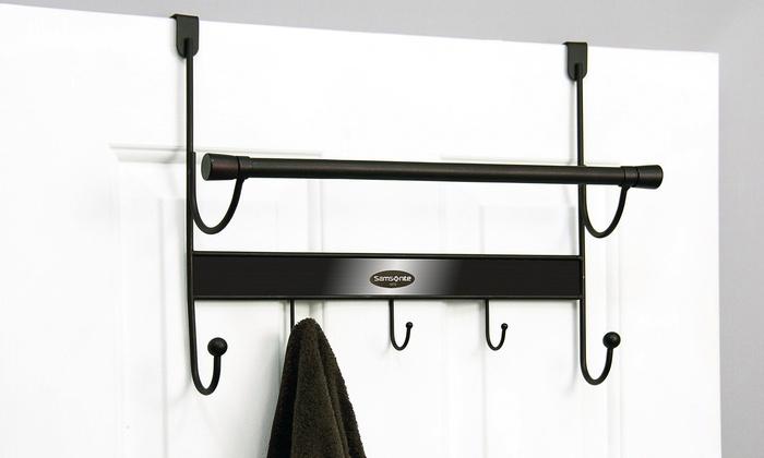 Samsonite OvertheDoor Hanger and Towel Bar Groupon