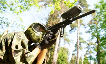 Paintball Package for Two or Five at Vintage Paintball Park (Up to 73% Off)