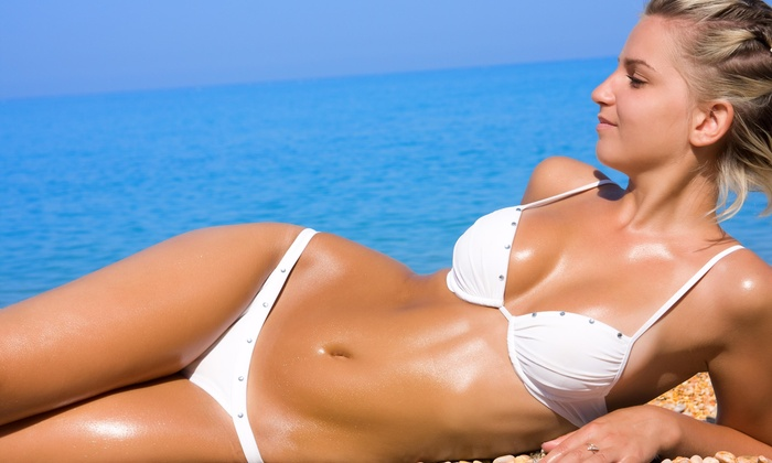 Sunless Rae - Orange County: One Custom Airbrush Tanning Session at Sunless Rae (40% Off)