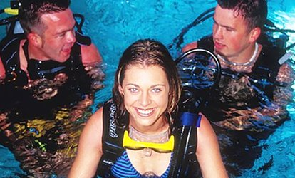 image for Scuba Diving Experience for Children or Adults at Dive In, Two Locations (58% Off)