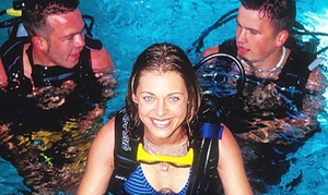Dive In : Scuba Diving Experience for Children or Adults at Dive In, Two Locations (58% Off)