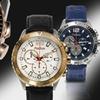 Omikron Bateleur Men's Chronograph Watch
