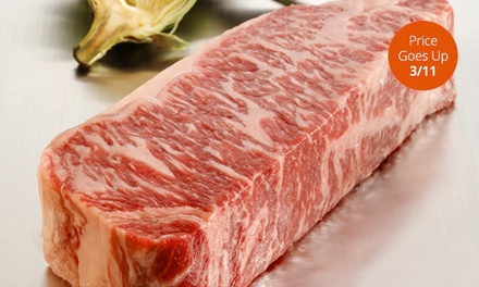 $27 for $50 Worth of Prime Meats and Fresh Seafood Delivery from Chicago Prime Meats