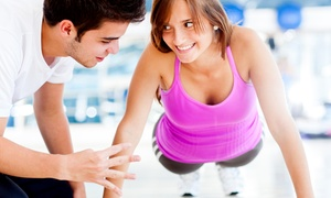 HomeFront Fitness: 3, 6 or 10 One-Hour Personal-Training Sessions at HomeFront Fitness (Up to 52% Off)