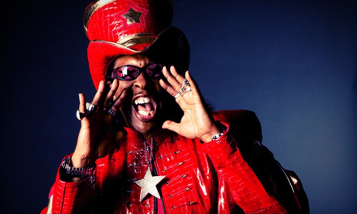 Bootsy Collins and The Funk Unity Band - House of Blues New Orleans: $25 for Bootsy Collins and The Funk Unity Band at House of Blues New Orleans on Friday, October 25 (Up to $50 Value)