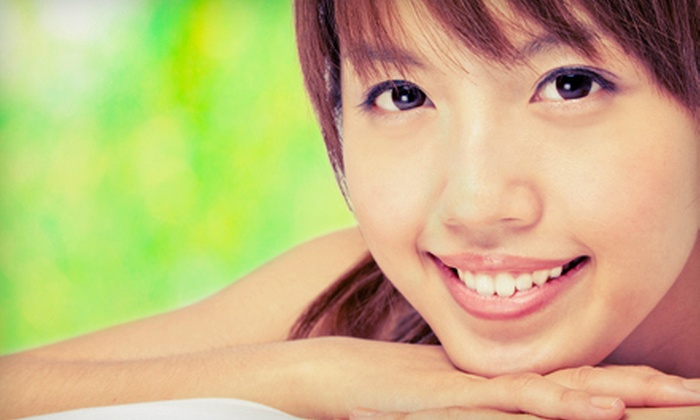 MicroAustin - Multiple Locations: Two or Four Microcurrent Facial-Sculpting Treatments at MicroAustin (Up to 72% Off)