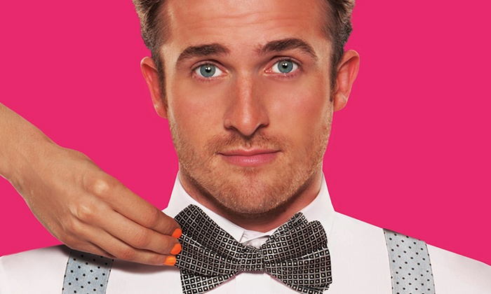"""Get the Guy Tour"" - Ambleside: C$19 to See the ""Get the Guy Tour"" with Matthew Hussey on Saturday, March 22, at 1:30 p.m. (C$38 Value)"