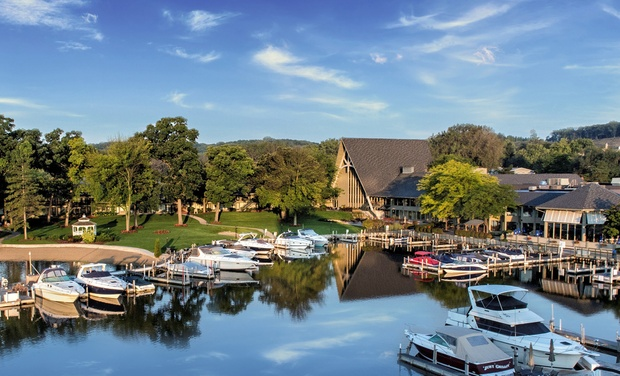 The Abbey Resort - Fontana, Wisconsin: Stay at The Abbey Resort in Lake Geneva, WI, with Dates into February