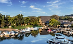 The Abbey Resort: Stay at The Abbey Resort in Lake Geneva, WI, with Dates into February