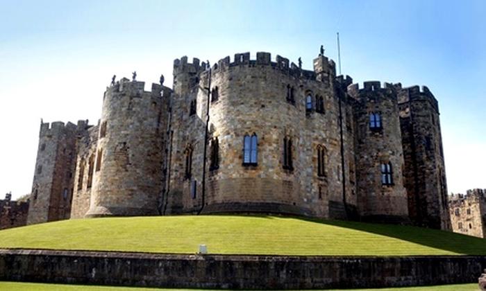 Alnwick Castle discount vouchers & deals. Find daily deals at Alnwick Castle for Indoor Activities, Activities with Kids, Groupon, Family Deals, Wowcher save money with vouchers from Alnwick Castle.