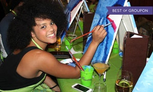 Paint Nite: Two-Hour Social Painting Event from Paint Nite (Up to 46% Off)