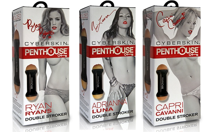 Penthouse double sided stroker-7375