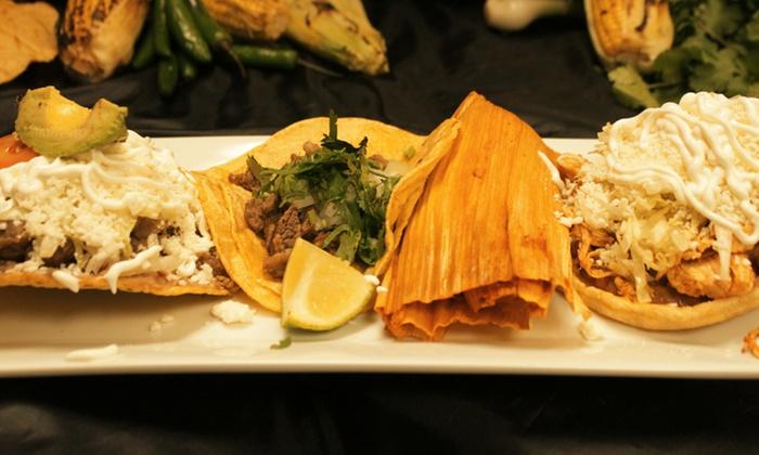 Jessy's Tienda y Taqueria - East Ocean View: Mexican Cuisine for Two or Four at Jessy's Tienda y Taqueria (36% Off)