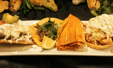 Mexican Cuisine for Two or Four at Jessy's Tienda y Taqueria (36% Off)