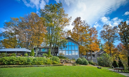 Stay at The Inn at Crestwood in Blowing Rock, NC. Dates into January.
