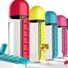 In Style Pill-Organizer Water Bottle