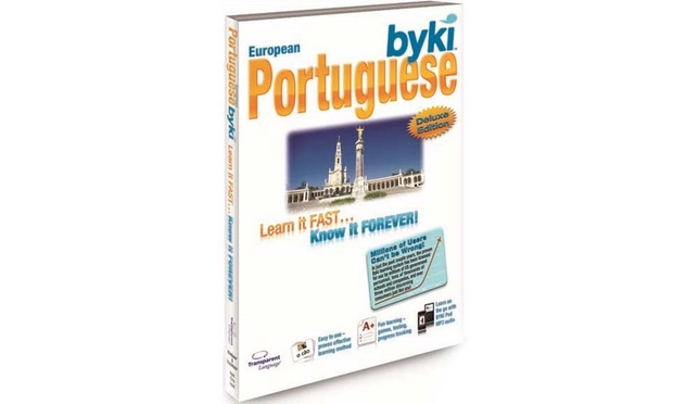 25 for Deluxe Language-Learning Software from Byki