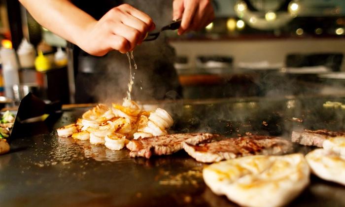 Sakura Garden - Glastonbury - Glastonbury Center: $25 for $40 Worth of Japanese Food and Drinks at Sakura Garden