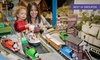 EnterTRAINment, Inc. - Wetherington: Model-Train Outing for Two or Four at EnterTRAINment Junction (Up to 29% Off)