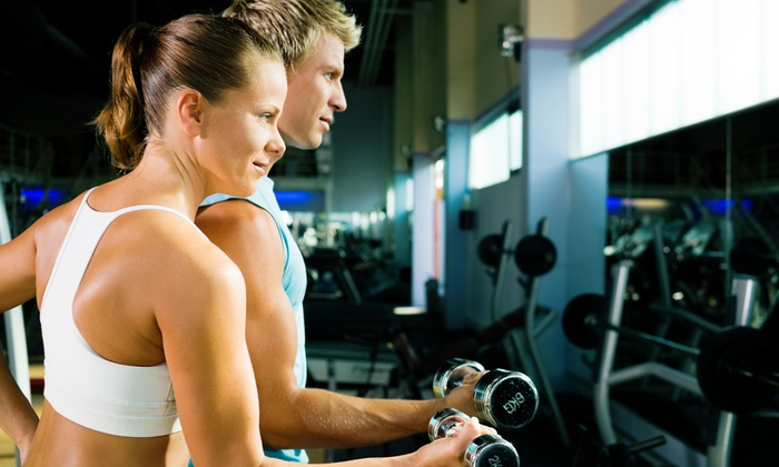 The Woodlands Fitness - Houston: Three Personal Training Sessions at The Woodlands Fitness (69% Off)