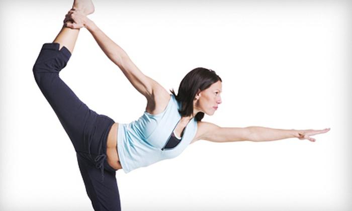Red Lotus Yoga - Rochester: Three Yoga Classes