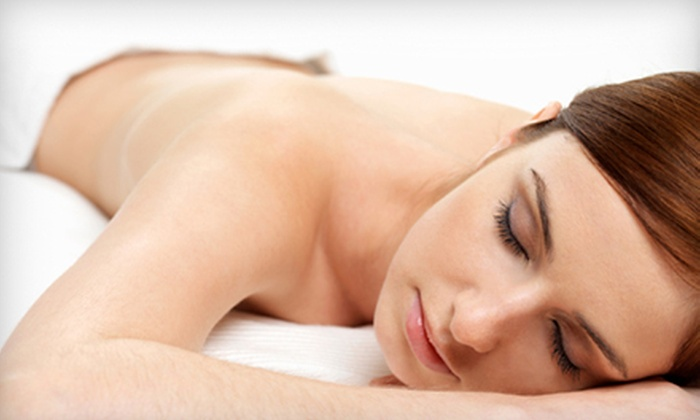 Body & Sol Tan Spa - Bronx Park: $65 for a Spa Package with Massages, Foot Scrub, and Eye Treatment at Body & Sol Tan Spa ($130 Value)