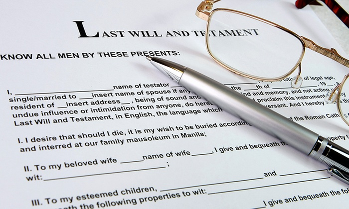 Willing: Will Package with Will, Living Will, and Power of Attorney for Individuals or Couples from Willing.com (Up to 70% Off)
