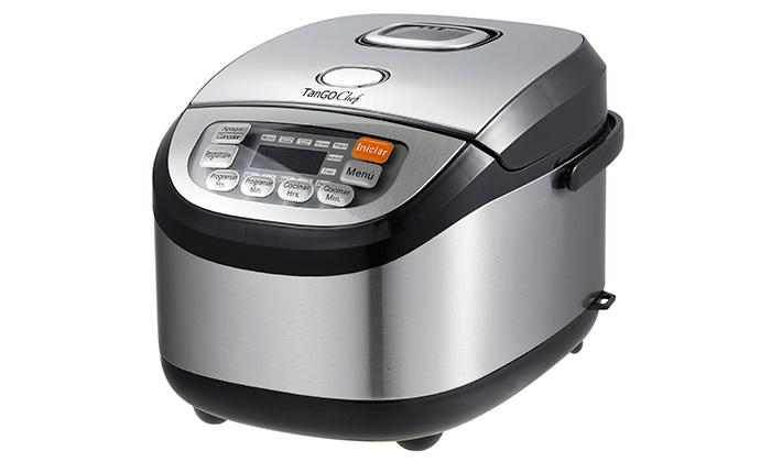 Robot de cocina tango chef deluxe groupon - Robot de cocina chef titanium ...