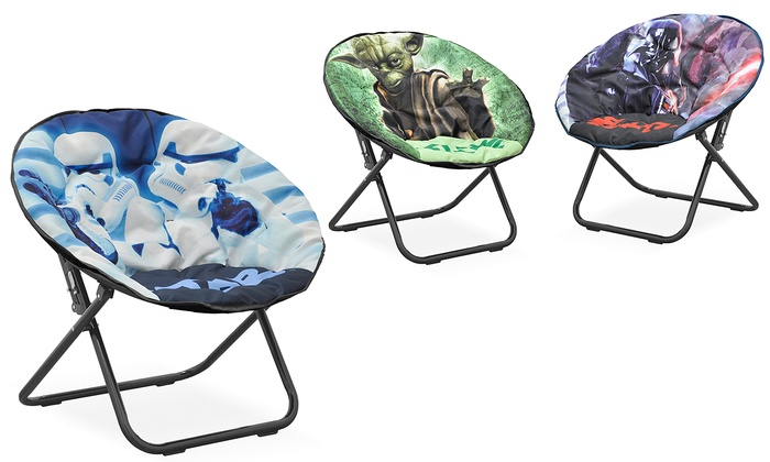 Clearance: Foldable Star Wars Saucer Chair ...