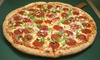 Giuseppe's Pizza & Family Restaurant - Multiple Locations: Italian Food and Nonalcoholic Drinks or Catering at Giuseppe's Pizza & Family Restaurant (Up to 50% Off)