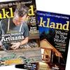 """Oakland"" Magazine – 45% Off"