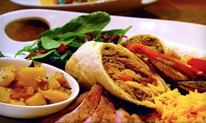 Mambo Restaurante Nuevo Latino - Byward Market - Parliament Hill: Three-Course Latin American Fusion Lunch or Dinner for Two at Mambo Restaurante Nuevo Latino (Up to 51% Off)