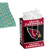 Clearance: 2-Pack of NFL Wrapping Paper or 3-Pack of NFL Gift Bags