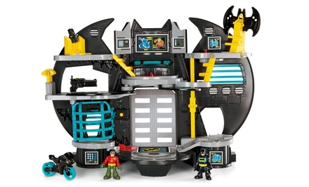Fisher-Price Imaginext Batcave Play Set. Free Returns.