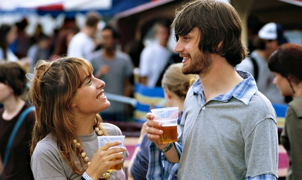 Spring Beer Fling, Tampa Bay Margarita Festival, Summer of Rum Festival, and Bourbon & Brew Country Bash (Up to 50% Off)