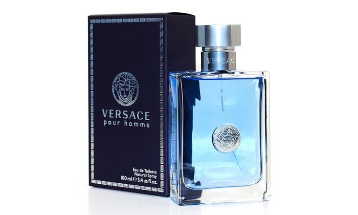 Versace Pour Homme Eau De Toilette | Groupon