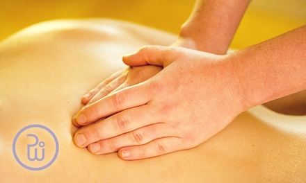 Up to 51% Off Massage Membership at Peace of Werk