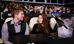 Star Cinema Grill: One Movie Ticket at Star Cinema Grill (Up to 53% Off). Three Locations Available.