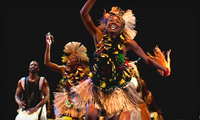 """Muntu Dance Theatre of Chicago's Performance of """"New Voices/New Vistas"""" - Central Chicago: Muntu Dance Theatre of Chicago's """"New Voices/New Vistas"""" at Harris Theater for Music and Dance on Saturday, July 21"""