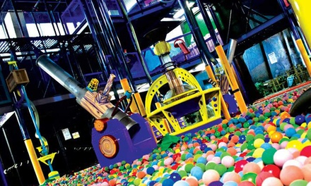 Two Summer Passes, All-Day Package for 2 or 4, Birthday Party, or Bowling for 6 at Fun City (Up to 48% Off)