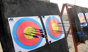 Abu Dhabi Archery: 30-Minute Archery Session with Briefing for Up to Six with Abu Dhabi Archery (50% Off)