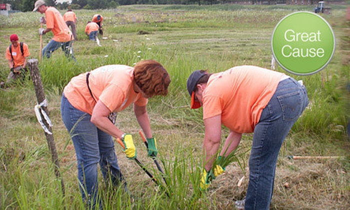 Friends of the Parks - The Loop: If 50 People Donate $12, Then Friends of the Parks Can Fund Supplies for 50 Volunteers to Clean Up Dunning-Read Conservation Area