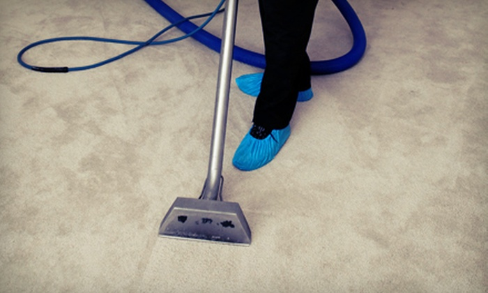 Cleaning Solutions - Miami: Full-House Carpet Cleaning with Optional Two-Room Tile Cleaning from Cleaning Solutions (Up to 86% Off)