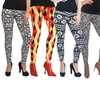 Women's Printed Leggings (6-Pack)