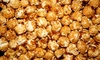 Karmelkorn/ Dairy Queen - Towne West Square - Wichita: $18.75 for Five vouchers, Each Good for One Medium Popcorn and One Medium Soda at Karmelkorn ($37.40 Total Value)