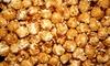 49% Off Popcorn and Soda at Karmelkorn