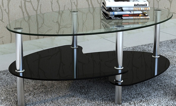 tables basses diverses groupon. Black Bedroom Furniture Sets. Home Design Ideas
