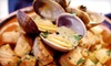 Alfama Restaurant - Midtown East: Upscale Portuguese Dinner with Appetizers and Wine for Two or Four at Alfama Restaurant (Up to 67% Off)